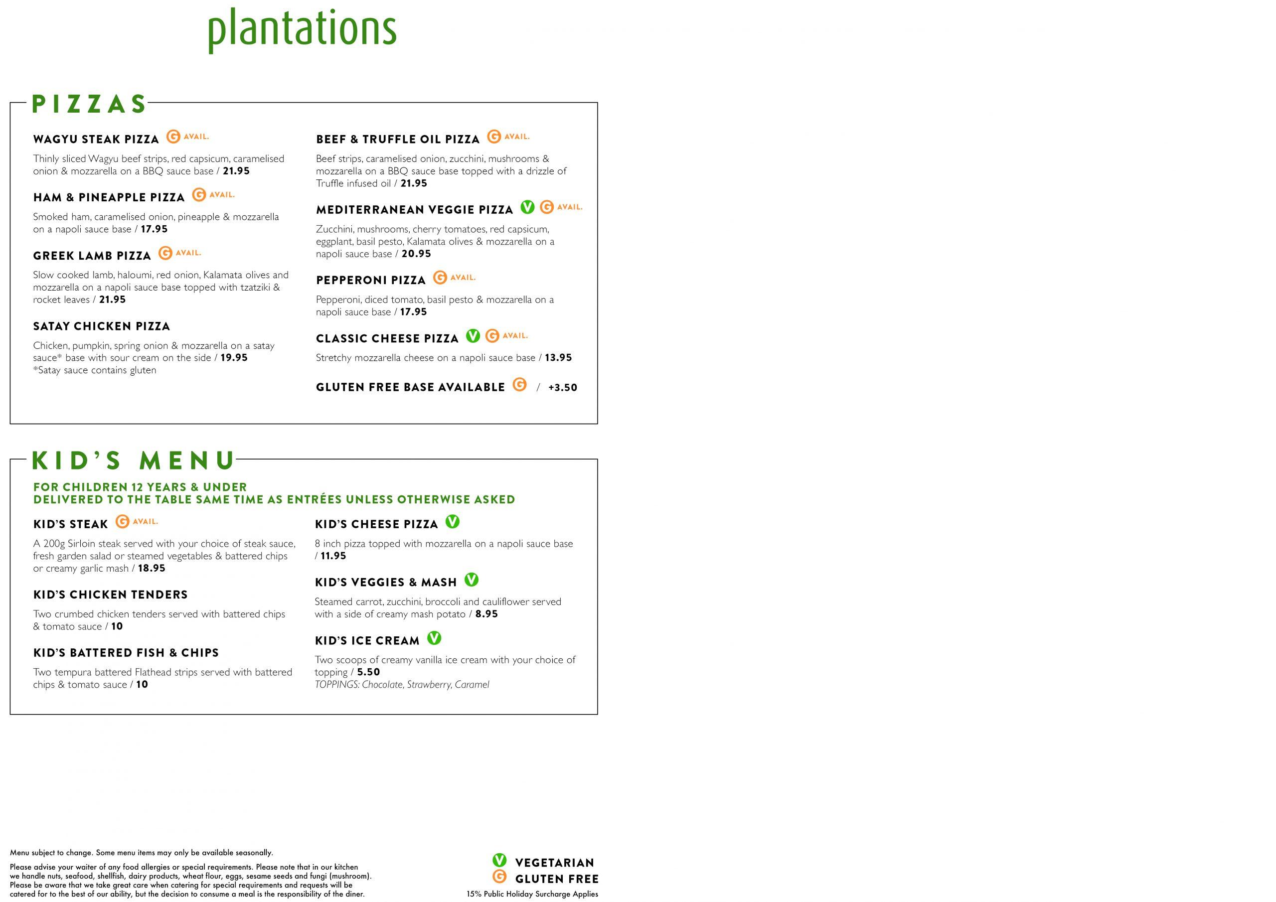 Plantations Menu Jan20 P2