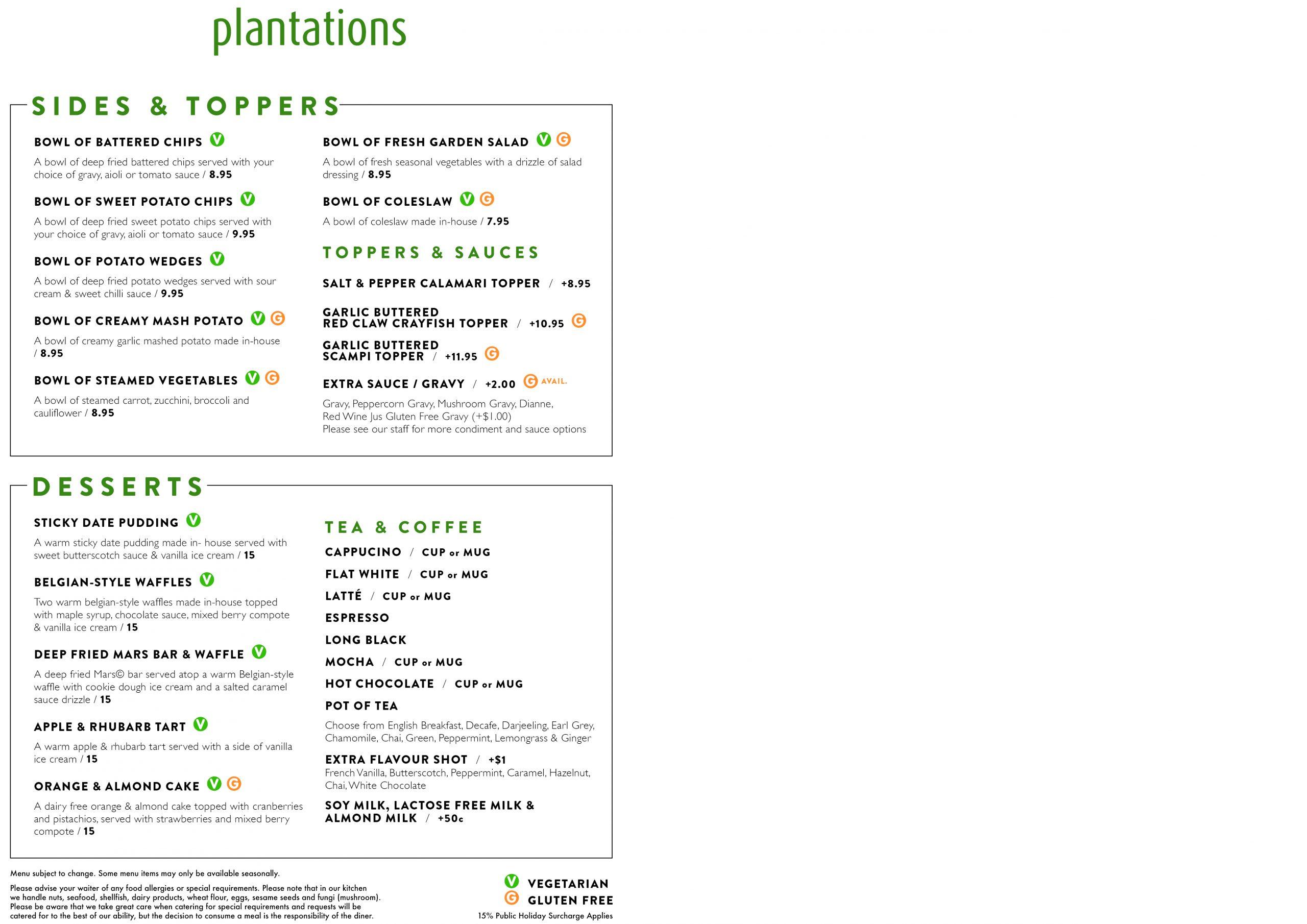 Plantations Menu Jan20 P4